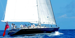 "BVI Luxury Yacht Chartrt ""Pacific Wave"""