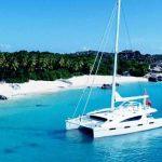 "Caribbean yacht charter ""Zingara"""
