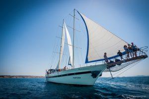 Croatia Sailing Itinerary