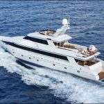 Luxury motor yacht charter SEA DREAMS