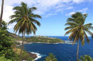 St VIncent & The Grenadines. St Vincent Island