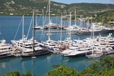 Antigua Yacht Charters | Sail and Motor Yachts