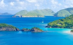 British Virgin Island Yacht Charter
