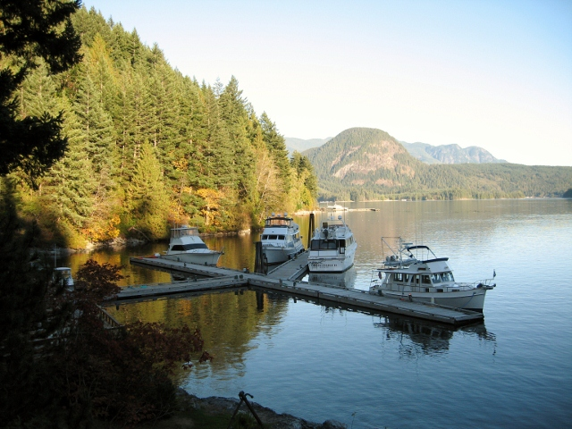 Pacific Northwest Yacht Charters