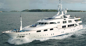 Virgin Island yacht charter Magician LISA MINNA will come aboard STARFIRE for a private engagement