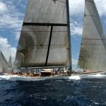 S/Y Ranger at Antigua Sailing Week