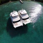British Virgin Islands motor yacht charter