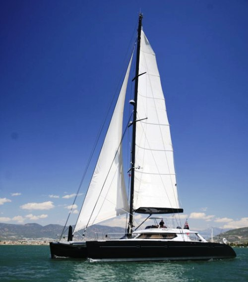 Turkish riviera yacht charter vacation wonderful choice for By the cabin catamaran charters