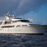 Luxury motor yacht charter SYRENKA