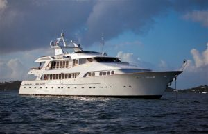 SYRENKA is a yacht charter with handicap facilities