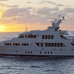 "Luxury motor yacht charter ""Milk & Honey"""