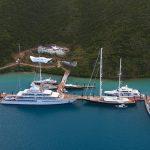 YCCS Superyacht Marina on Virgin Gorda