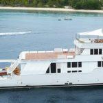 Luxury yacht Suri