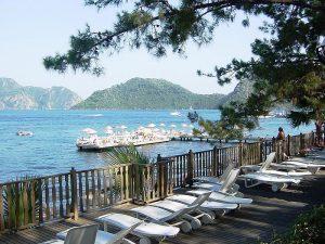 Marmaris on the Turkish Riviera