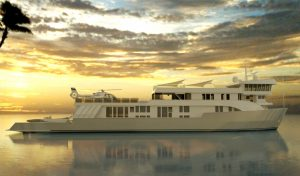 Luxury Yacht SuRi chartering in the Sea of Cortez summer of 2012 - Pacific coast of Mexico yacht charters