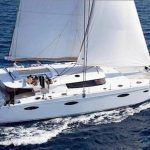 Greece catamaran charter WORLDS END