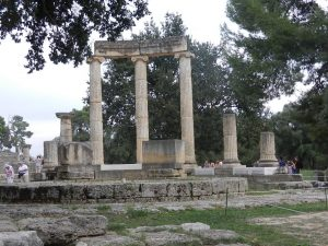 Greece Yacht charter Attractions -Historical Site