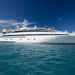 Luxury motor yacht RM Elegant