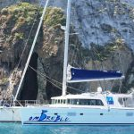 """Ombre Blu"" Italy yacht charter"
