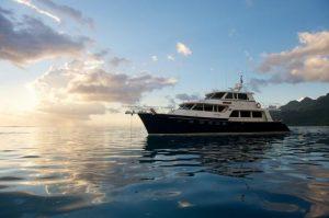 """luxury yacht """"Miss Kulani"""""""