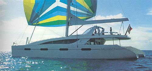"Wedding Yacht ""Akasha"""