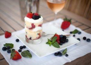 Summer Trifle-Chef Sara