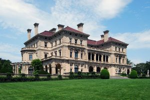 The Breakers Mansion in Newport, RI - Newport Rhode Island Mansions