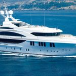Andreas L super yacht for charter