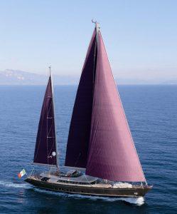 Greek yacht charter BARACUDA VALLETTA
