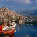 Explore Lesbos, Greece on a Greece yacht charter vacation