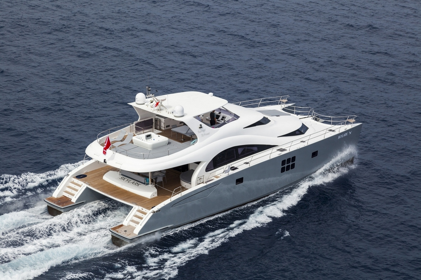 Sunreef Catamaran 70 Skylark