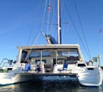 "Sailing Catamaran Charter ""Paradigm Shift"""