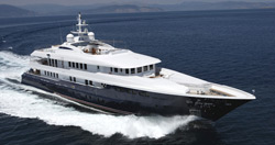 Greece Luxury Motor Yacht OCEANOS