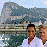 "Croatia catamaran charters, ""Cat and the Fiddle"" crew Nadine & Lee"