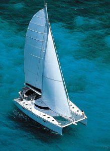 Tyrrhenian Sea yacht charter NSIDIA