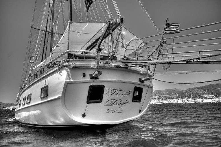 private yacht charter turkey, Sailing Yacht - TURKISH DELIGHT