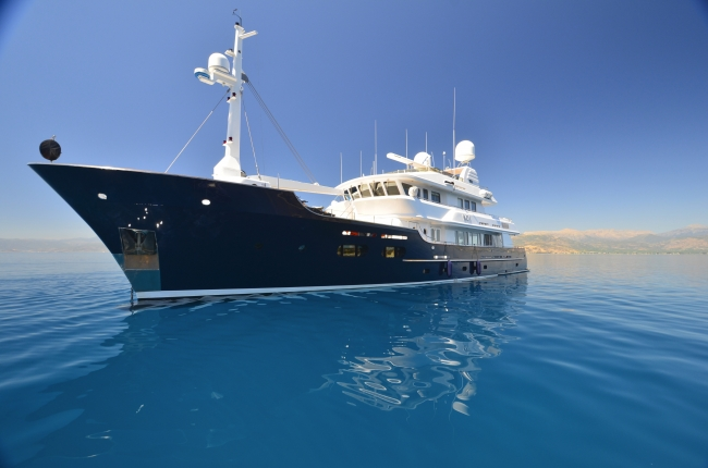 Italy Luxury yacht charter KOI