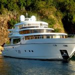 Virgin Islands motor yacht charter GO