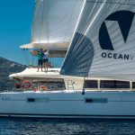 "Luxury Catamaran Charter ""Ocean View"""