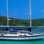 "BVi yacht charter ""Drumbeat 1"""