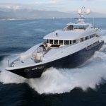 """Mediterranean Super yacht Charter """"ZALIV III"""""""