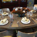 Luxury Motor Yacht SAFIRA - Dining