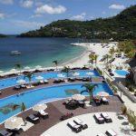 Buccament Bay Resort, St Vincent