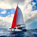 """Sunreef luxury yacht """"In the Wind"""""""