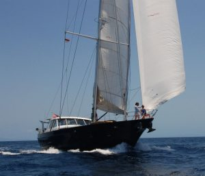 Sailing Yacht ASIA