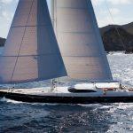 """Luxury sailing yacht """"Drumbeg"""""""