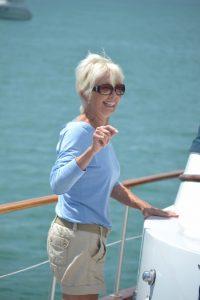 "Guest aboard luxury yacht charter ""Bonaparte"" luxury yacht charter vacation"