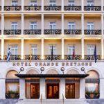 Hotel Grande Bretange, Greece