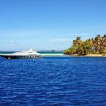 """Luxury Motor Yacht """"Pestifer"""" in Solomon Islands,Asia"""