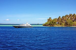 South Pacific luxury yacht charters - Solomon Islands